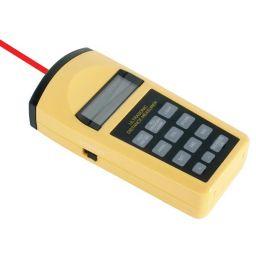 Ultrasone afstandsmeter met laser ***