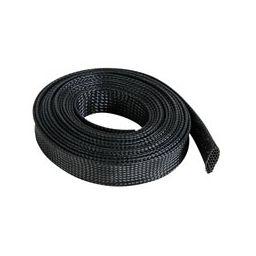 Flexibele kabelmantel - 20mm x 5m - Zwart