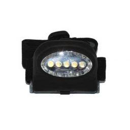 Hoofdlamp met 5 heldere LEDS