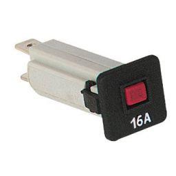 Automatische zekering - 16A - 250VAC