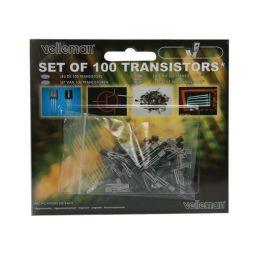 Transistorset - 100 stuks