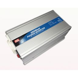 DC/AC omvormer 12/230V 300W