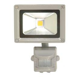 20W -3200K PIR LED *** schijnwerper voor buitenshuis (IP65) - Warm wit