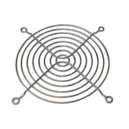 Grille voor ventilator 120 x 120mm met 8 ringen