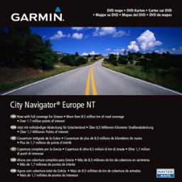 Mapsource city navigator