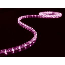 Lichtslang lamp 45m  roze***