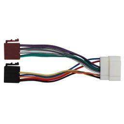 Autoradio ISO adapter - HONDA / SUBARU / SUZUKI