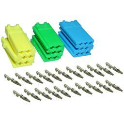 mini-ISO-plug behuizing - set