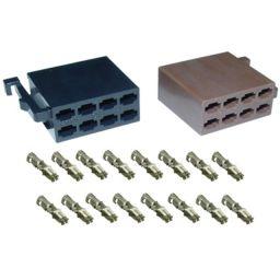 ISO-plug behuizing - set