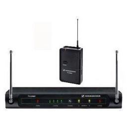 Draadloos UHF instrumentenset