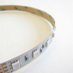 IP22 ledstrip - RGB - 300 x SMD5050 leds - 5m - 24VDC - IP22 -  Professional line