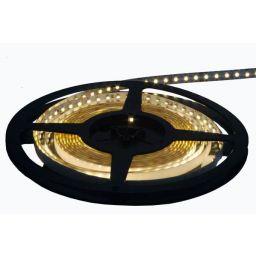 Flexibele LED strip 600 LEDs - Warm wit - 24V - IP22 - 5m