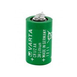 Varta Lithium 1/2 AA - 3V - print 950mAh 14,5 x 25mm