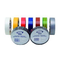 PVC isolatietape voor univers. gebruik 19mm x 10m groen