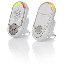 ***Digitale Audio Babymonitor  Wandaansluiting oudertoestel  Wandaansluiting baby toestel met nachtlicht .zolang de voorraad strekt!!!