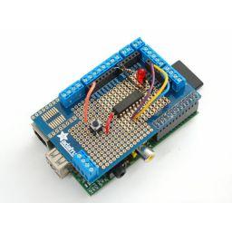 Adafruit Prototyping Pi Plate kit for Raspberry-pi A & B ***