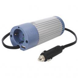 Gemodificeerde Sinus Omvormer 12 VDC - AC 230 V 100 W Frans / USB
