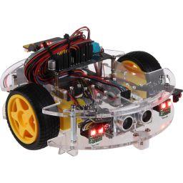JOY-CAR is een autonome robotica kit gebaseerd op Micro:BIT - JOYCAR