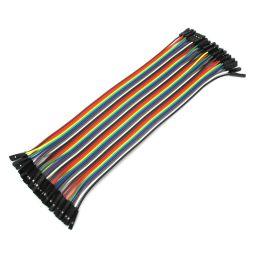 Jumper kabel vrouwelijk - vrouwelijk 40 x 18cm