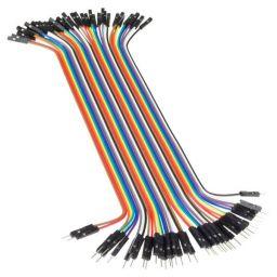 Jumper kabel mannelijk - vrouwelijk 40 x 18cm