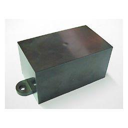 Plastic Behuizing - 55 x 36 x 18 mm - zwart