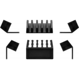 5-Slot kabelfixatie voor kabels 2st
