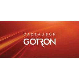 Gotron Kadobon / Geschenkbon