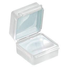 Waterdichte aansluitbox - Gelbox - 52 x 53 x 29 mm - 1 stuk