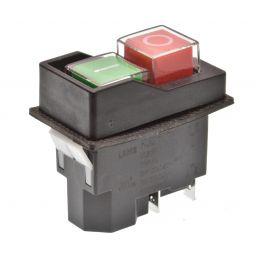 Magnetische schakelaar ON-OFF met ingebouwd relais