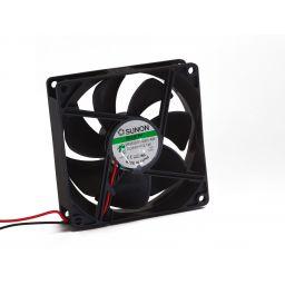 Sunon Ventilator- 24VDC - 92 x 92 x 25mm -83m³/h - 34dBA