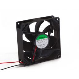 Sunon Ventilator- 12VDC - 92 x 92 x 25mm -83m³/h - 34dBA