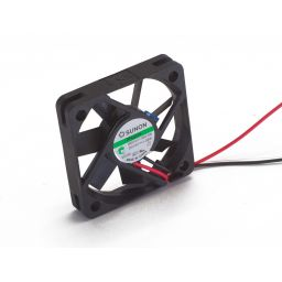 Sunon Ventilator- 12VDC - 50 x 50 x 10mm -22m³/h - 30dBA