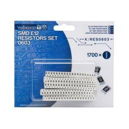 Set SMD weerstanden - E12 reeks - 0603