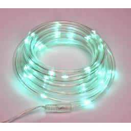 Dunne Led lichtslang op batterijvoeding - Groen - 3 meter - Met USB-aansluiting - Ledslinger