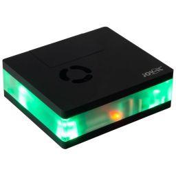RPI4 multimedia behuizing met ventilatoren / LED verlichting