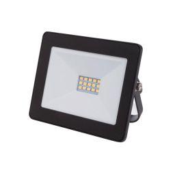 LED Schijnwerper voor buitenshuis - 10W Neutraal Wit - Zwart