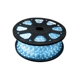 LED lichtslang blauw - 45m