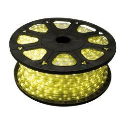 LED lichtslang geel - 45m