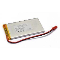 3,7V 2500mAh Litium Ion Polymer batterij