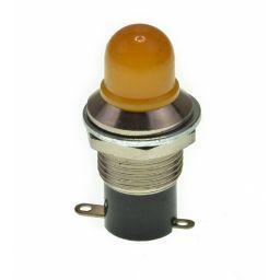 Retrolamphouder E5 geel ***