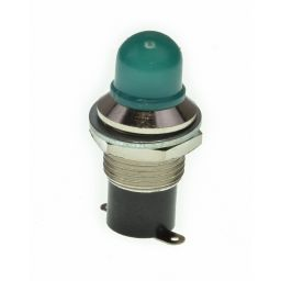 Retrolamphouder E5 blauw/groen ***