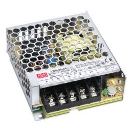 Industriële voeding Meanwell 35W 24V / 1.5A.