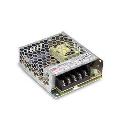 Industriële voeding Meanwell 50W - 5V / 10A LRS505.