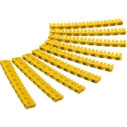 Kabelmarkeerder A-C 4mm