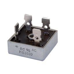 Bruggelijkrichter 35A 1000V  afm:  29x29x11mm