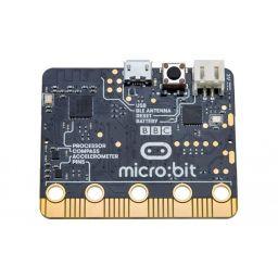 Micro:Bit bord.  Klein, fijn en eenvoudig in gebruik