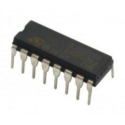 MC14495 Binair to 7 segment Hex latch ***