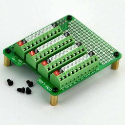 CZH-Labs Pi screw Terminal Block Breakout Module voor RPI