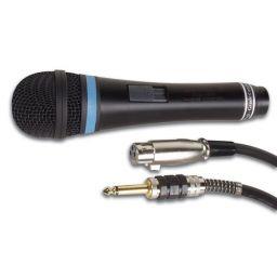 ***Professionele electretmicrofoon
