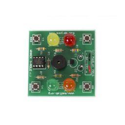 Whack a mole - Madlab Electronic Kit